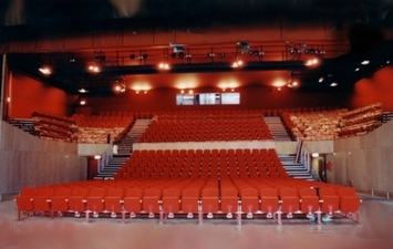 salle spectacle serignan